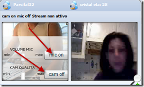 chatroulette ciao amigo video trans italiano gratis